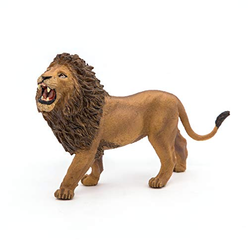Papo - Figura de león rugiendo (2050157)