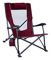 Low Height Reclining Camp Chair