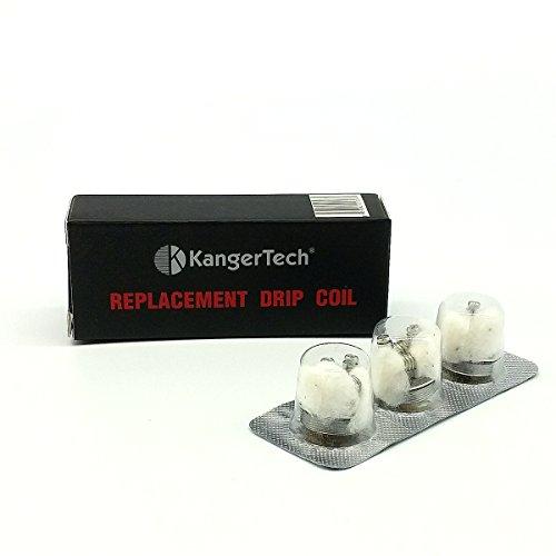 Ersatz Subdrip Coil-Pack für Kanger DRIPBOX 60W / 160W (kein Nikotin)
