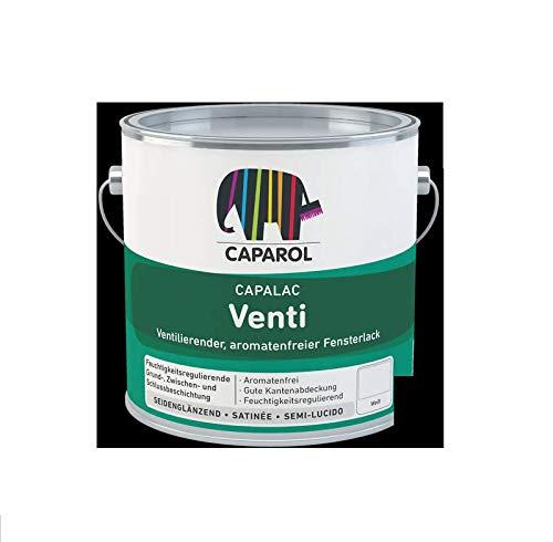 Caparol Capalac Venti mit 10 Liter, weiß - als Grund-, Zwischen- und Schlußanstrich
