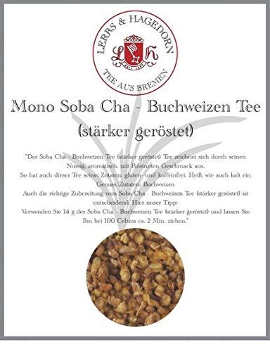 Mono Soba Cha - Buchweizen Tee (stärker geröstet) 2 KG