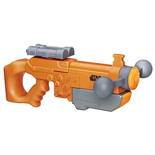 Hasbro Super Soaker B4446EU4 - Star Wars E7 Super Soaker Chewbacca Bowcaster,Pistola ad acqua