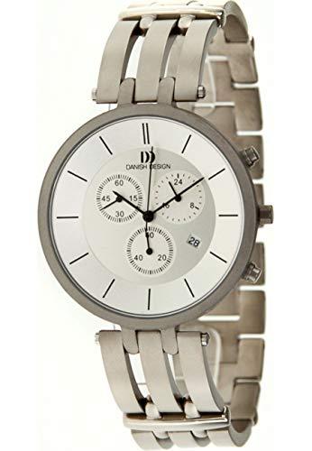 Danish Design – Reloj de Pulsera para Hombre – IQ62Q772 Titanium Sapphire.