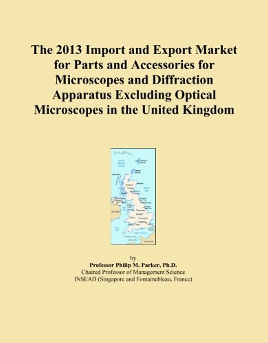 The 2013 Import and Export Market for Parts and Accessories for Microscopes and Diffraction Apparatus Excluding Optical Microscopes in the United Kingdom