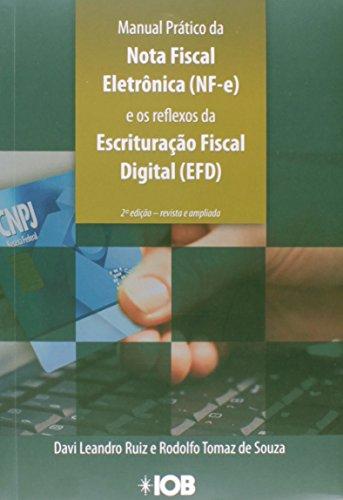 Manual Pratico Da Nota Fiscal Eletronica (Nf-E)