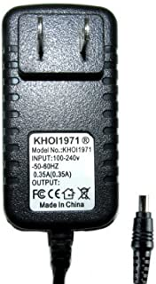 KHOI1971 ® 9-FT cable WALL charger AC power adapter for TRENDnet TV-IP551WI TV-IP572WI Wireless IP Camera