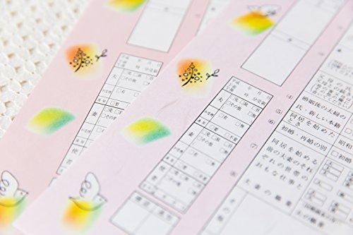 婚姻届工房KUKURI『越前和紙でできたオリジナル婚姻届シンデレラウェディング』