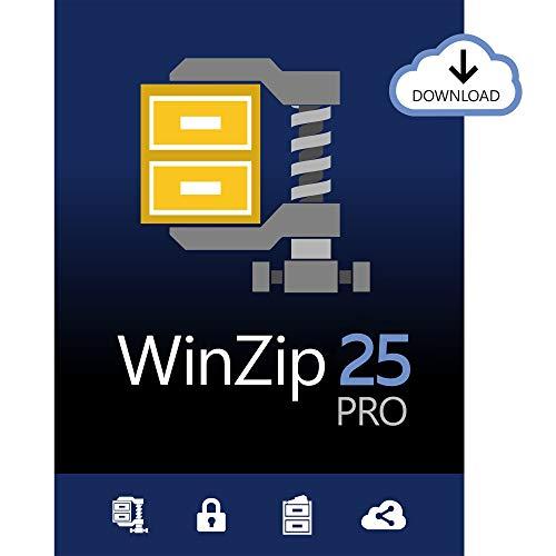 Corel WinZip 25 Pro | File Compression, Decompression & Backup Software [PC Download]