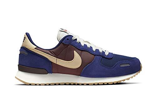 Nike Air VRTX, Zapatillas de Atletismo para Hombre, Multicolor (Deep Royal Blue/Pale Vanilla/El Dorado 406), 40.5 EU