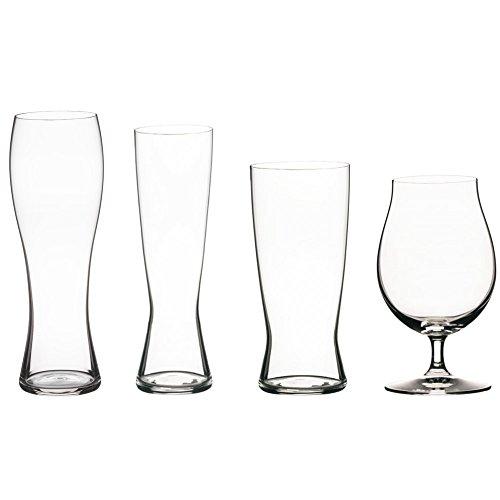 Conjunto de 4 Copos de Cerveja em Vidro Cristalino Classics Spiegelau