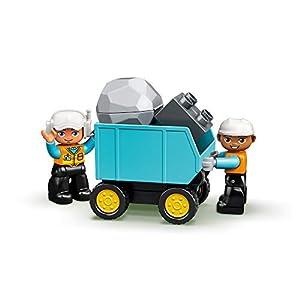 Amazon.co.jp - レゴ デュプロ トラックとショベルカー 10931