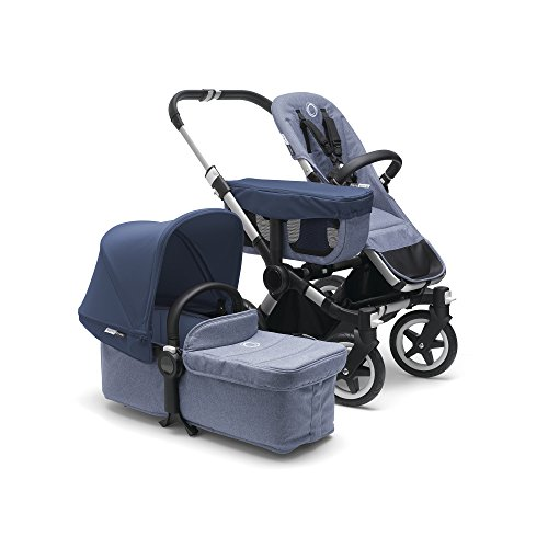 Learn More About Bugaboo Donkey 2 Mono Baby Stroller, Foldable Stroller, Converts into Twin Side-by-...
