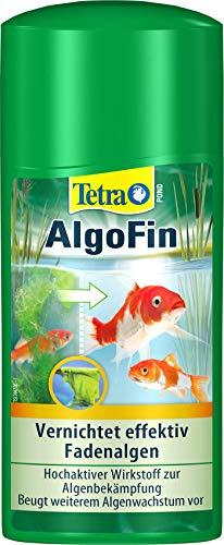 Tetra Pond AlgoFin (wirkt effektiv bei Fadenalgen, Schwebe- und Schmieralgen im Gartenteich)