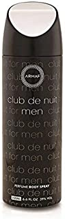 Armaf Club De Nuit Deodorant Body Spray For Men 200 ML