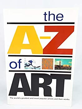 Paperback The A-Z of Art Book