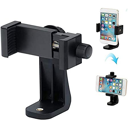 YANTRALAY SCHOOL OF GADGETS Universal 360° Rotating Vertical Mobile Tripod Monopod Mount Supports Width Upto 2.3-4.1 Inches Smartphones