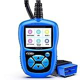 Tvird OBD2 Diagnóstico,OBDII Código de Falla Escáner Diagnóstico del Vehículo,Apto...