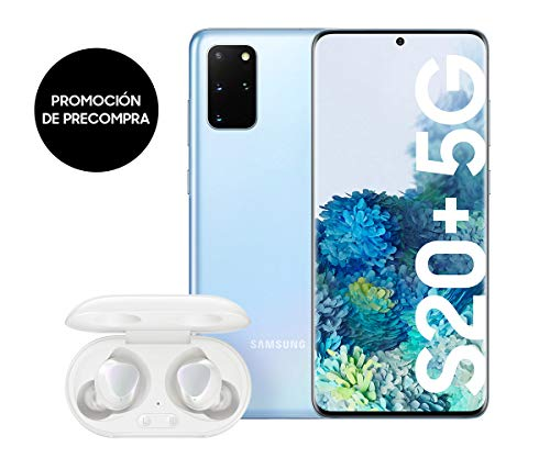Smartphone SAMSUNG Galaxy S20+ 5G (6.7\'\' - 12 GB - 128 GB - Azul)