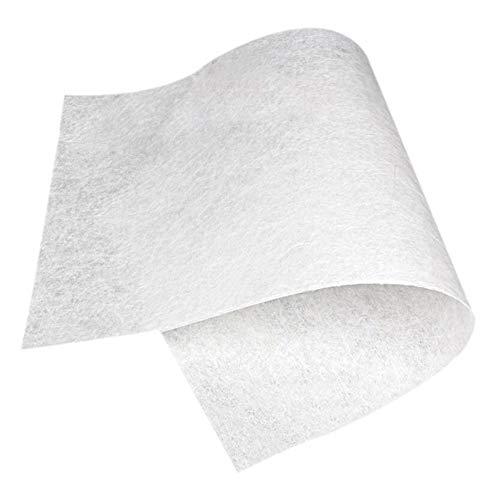 DIY-Luftfilter, HEPA-Baumwolle, Staubfilter, Papier für Klimaanlagen, 2 Stück