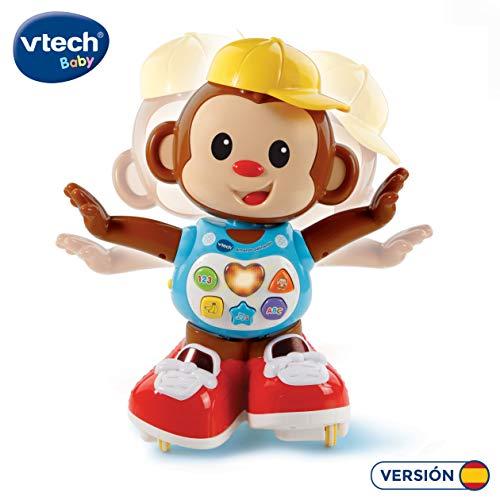 Vtech Baby – Interactieve Armando skateboarding Mono (Vtech 80 – 505922)
