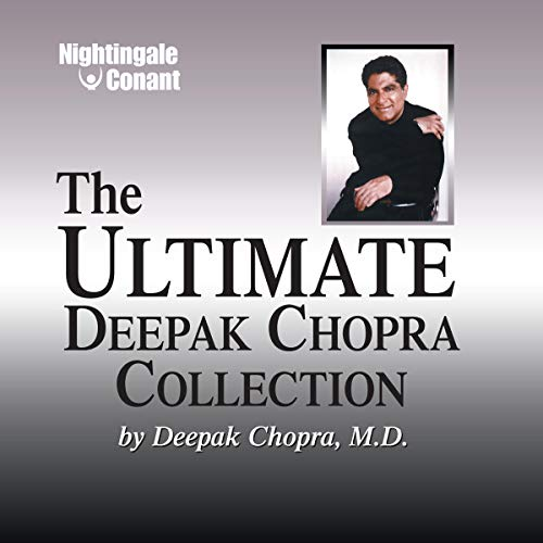 Couverture de The Ultimate Deepak Chopra Collection