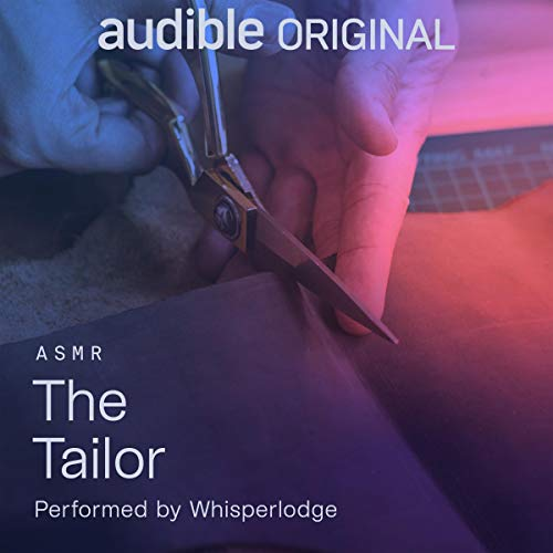 The Tailor Audiobook By Whisperlodge cover art