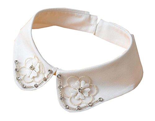 Damen Bekleidung Craft Versorgungs Frauen falsche Kragen-Halskette