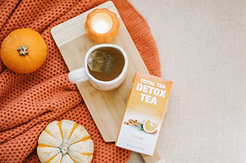 Detox products Total Tea Caffeine Free Detox Tea – All Natural – Slimming Herbal Tea