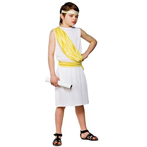 Ancient Greek Boy