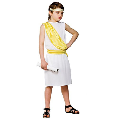 Ancient Greek Boy