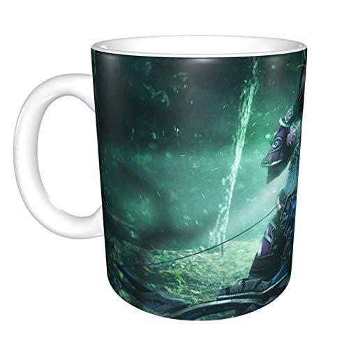 World of Warcraft - Taza de café para capuchino, café con leche...