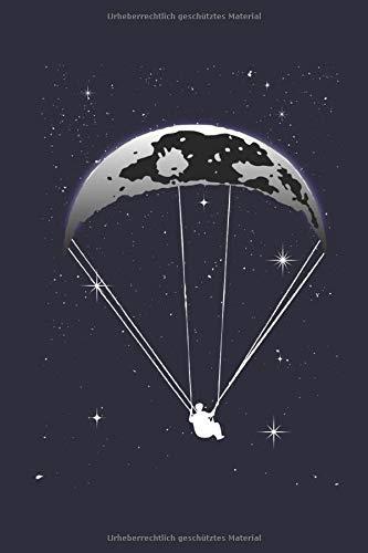 Paraglider Notizbuch: Ein perfektes Geschenk für Paragliding und Gleitschirmflieger Fans