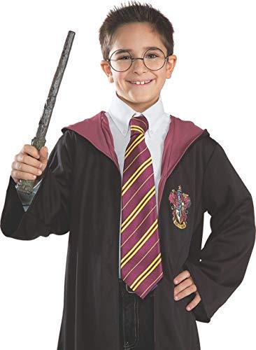 Harry Potter Tie - Corbata, accesorio de disfraz (Rubie´s 9709)