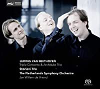 Triple Concerto & Archduke Trio by Beethoven (2013-05-14)