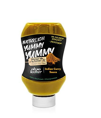 Ohso Lecker Indian Curry Sauce zuckerarm (350g)