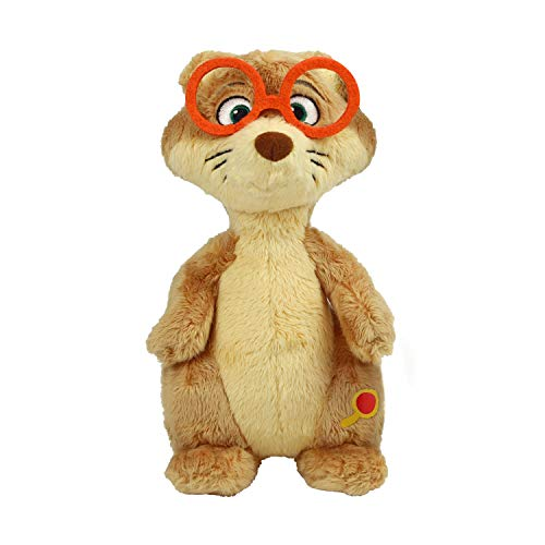 Kids Toys: Disney Junior Mira Royal Detective Small Plush Toy (Mikku, Anoop) $5 & More