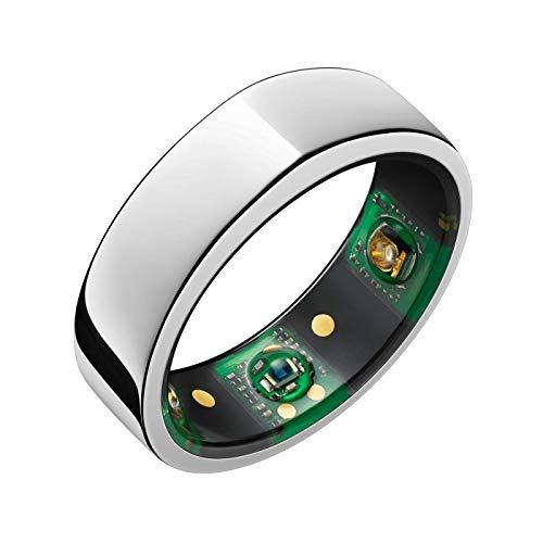 OURA RING オーラリング balance model (US7, シルバー)