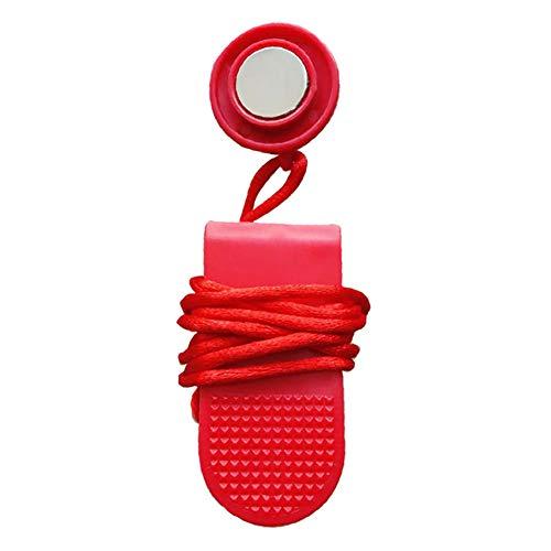 Modonghua Laufband Sicherheitsschlüssel ABS Universal Laufmaschine mit Magnet tragbar Notfall Schutz Sy Installieren Ersatzteile Home Gym Switch Lock Fitnessgerät