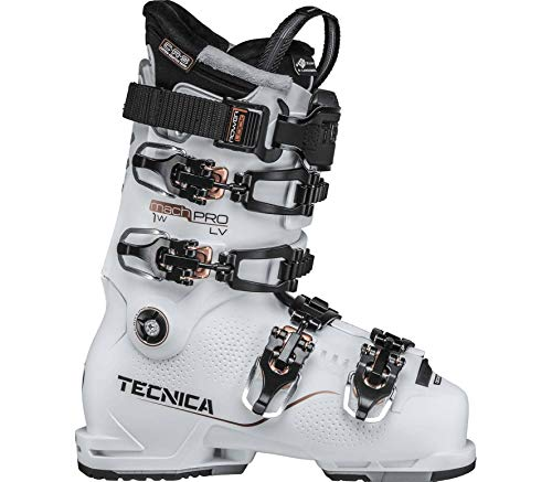 Moon Boot Tecnica MACH1 LV PRO W Weiss - 25,5