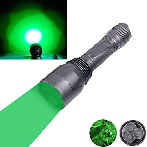 WindFire S10 Linterna LED verde para caza