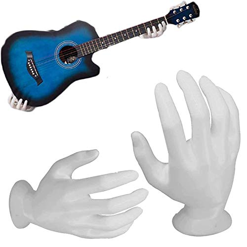 xiaomomo521 Soporte de pared para guitarra 3D, soporte de guitarra eléctrica, soporte...