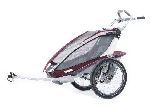 Thule TH10101322 Chariot Cx1+Kit Bici Burdeos