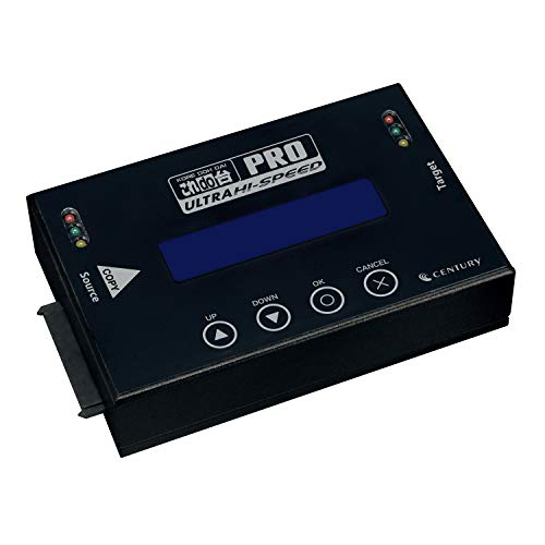 センチュリー SATA6G対応 HDD/SSD 高速データコピー/消去マシン 『これdo台 Ultra Hi-Speed PRO』 KD25/35UHSPRO_FP