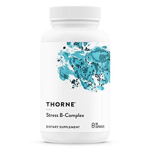 Thorne Research - Stress B-Complex - Vitamin B...
