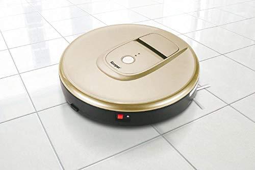 Kooper 2193317, Robot aspirapolvere Automatico 2000mh Gold, Oro