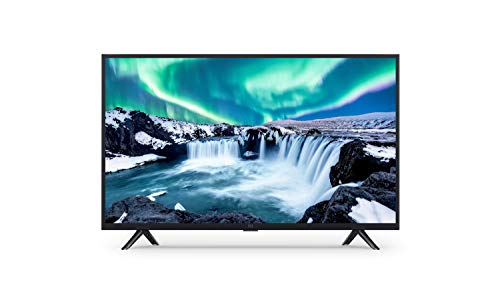 Xiaomi Mi Smart TV 4A 32' HD LED, Tuner Triplo, Android TV 9.0, Telecomando con Microfono, Pulsante Video e Netflix