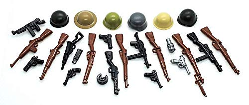 BrickArms WWII Pack v3 2019 New!