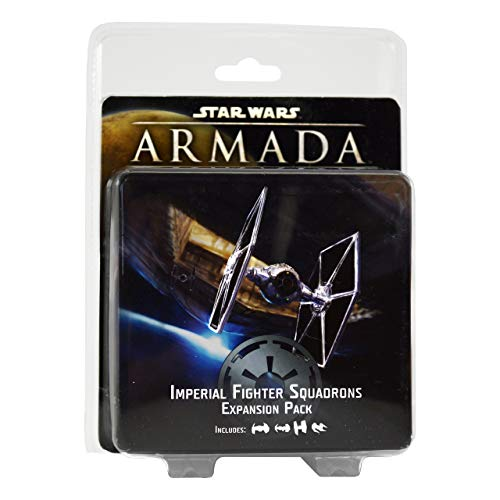 Produktbild Star Wars: Armada Imperial Fighter Squadrons Expansion Pack