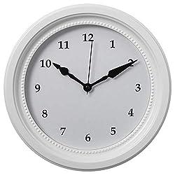 IKEA.. 503.919.11 Söndrum Wall Clock, White