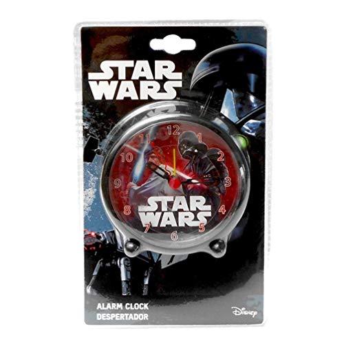 Disney Star Wars Réveil, SW92299, 9 cm